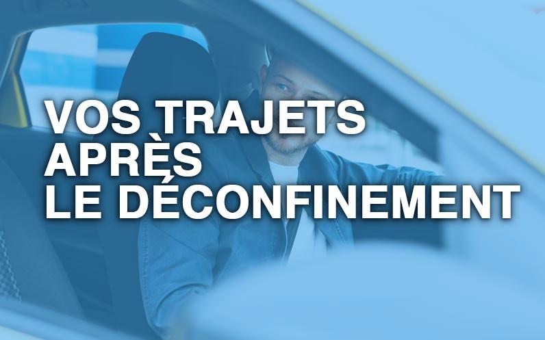 Facilitez vos déplacements après le déconfinement avec un chauffeur privé